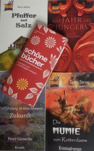 Schöne Bücher aus der Netzwerk Unabhängige Verlage