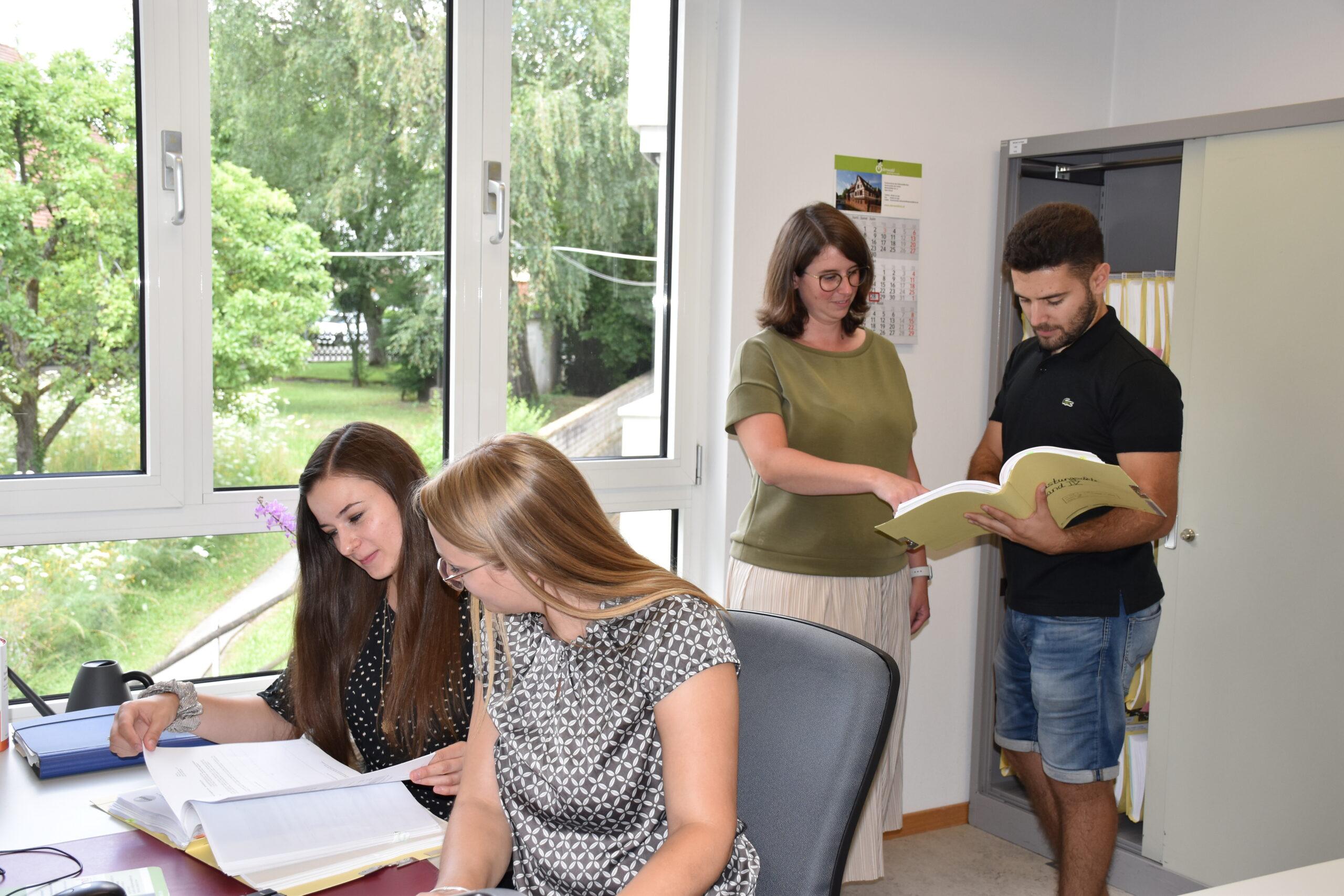 Berufung für Berufe, Menschen direkt zu helfen   Rhein Main Verlag