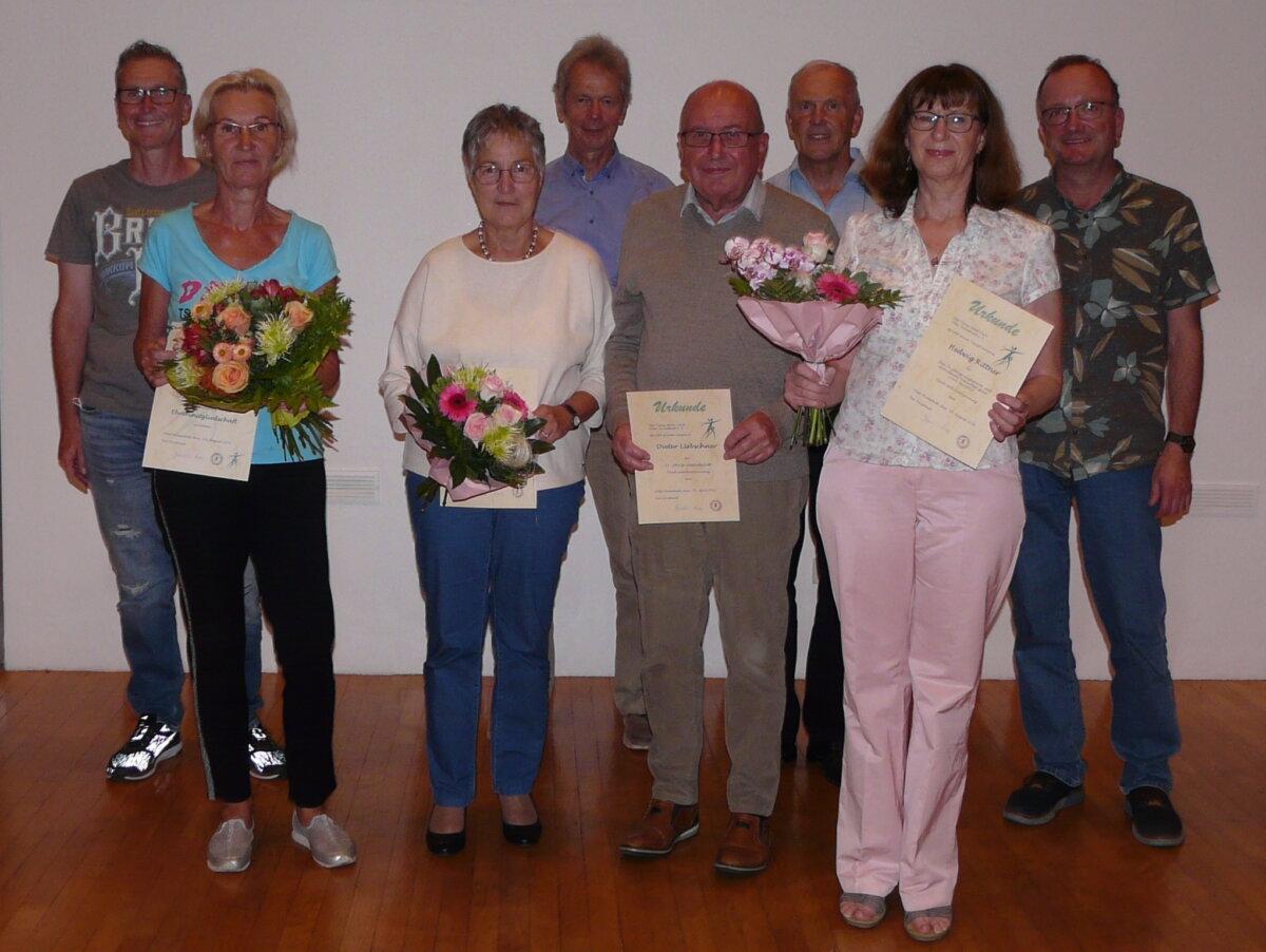 Jahreshauptversammlung TSC Ober-Ramstadt